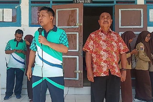Polres Muna Gelar Patroli Keamanan Pelajar Mulai Awal September 2019