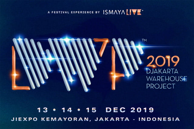 Djakarta Warehouse Project, Festival Rave Party Selama 3 Hari