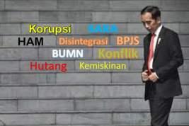 Relawan Jokowi: Indonesia Maju Cuma Mimpi Dalam Tidur
