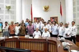 Airlangga Hartarto Sebut Visi Jokowi Berlandaskan Pancasila