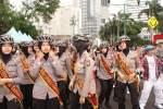 Cegah Kejahatan di Car Free Day Bersama Polda Metro Jaya
