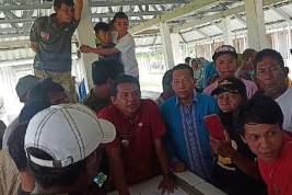 Ratusan PKL di Terminal Laino Akhirnya Sepakat Direlokasi