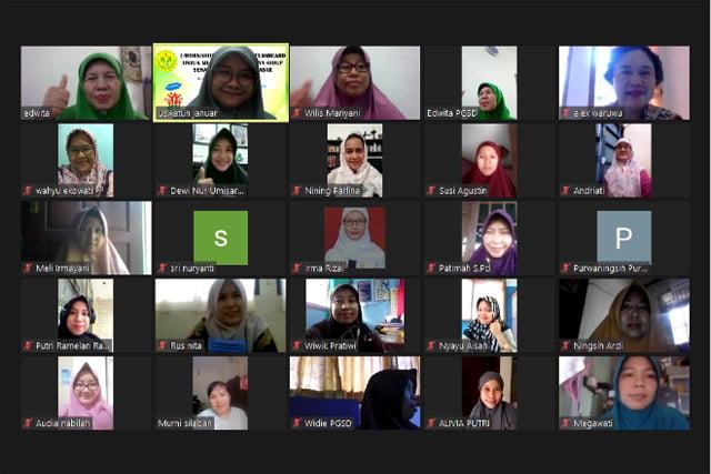 Pengabdian MasyarakatDosen UNJ: Pelatihan Pembuatan Flashcard Untuk Meningkatkan Budaya Hidup Sehat Siswa Sekolah Dasar Di Era New Normal