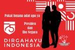 Lomba Tebak Busana Adat Presiden dan Ibu Negara Saat Peringatan HUT RI Ke-75