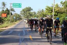 Pangdam XII/TPR Pimpin Gowes Tour De Anjongan