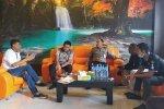 Media Online Seblang dan Biro Harian Bangsa Disambangi Satlantas Serta Manajer Hotel Banyuwangi