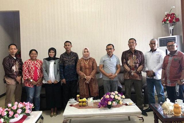 Wakil Gubernur Maluku Dukung Program Indonesia Terang Gagasan Rizayati