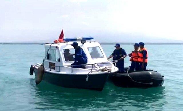 patroli perairan suara muria
