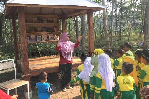 kampung literasi suara muria