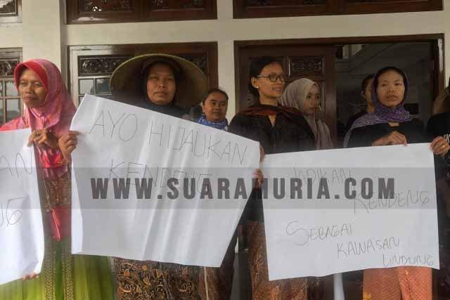JMPPK Desak Perubahan RTRW Kembalikan Fungsi Kendeng