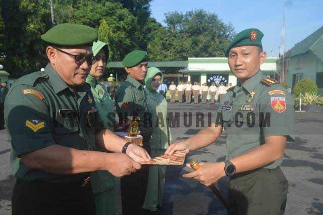 Jadi Kades, Tiga Anggota TNI Pensiun Dini