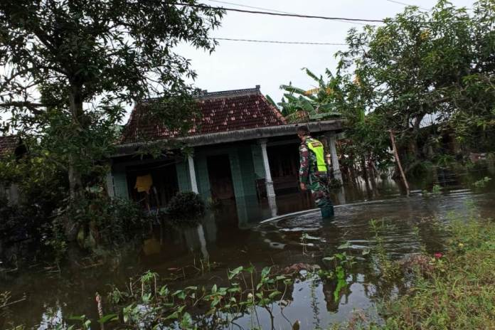 banjir di kabupaten pati