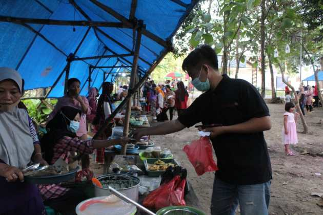 Pasar Ramadan SKRM 2021