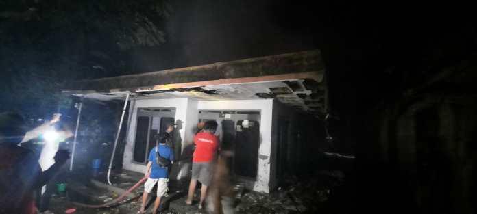 kebakaran ludeskan rumah
