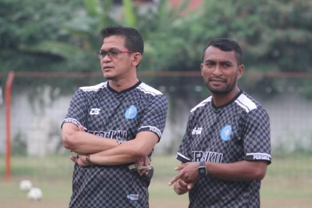 asisten pelatih Persiku