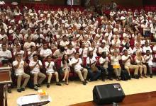 Photo of Dihadapan Ratusan Pengurus Gerakan Millenial Indonesia, Prabowo: Saya Hanya Alat!