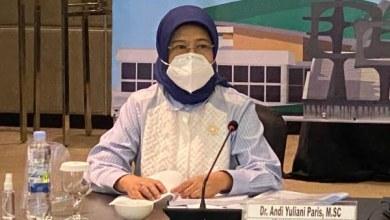 Photo of Andi Yuliani Paris, Dari Beasiswa Hingga Tanggung Uang Kost Mahasiswa