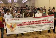 Photo of Tjokroaminoto Institute Rangkul Milenial Deklarasi Relawan Pancasila