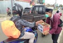Photo of Peduli Sulbar, IKAMI Sulsel Cabang Merauke Kolaborasi Kemanusiaan