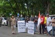 Photo of Massa HMI MPO Cabang Wajo dan Petani Geruduk DPRD Wajo, Ada Apa?