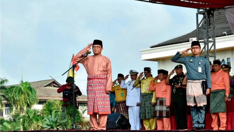 Jadi Irup Pada Peringatan HUT Provinsi Jambi Ke-62, Fachrori : Saya Berharap Provinsi Jambi Akan Semakin Maju