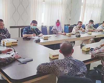 Wabup, Mengacu SKB Empat Menteri, Senin 13 Juli Sekolah Mulai Dibuka Kembali.