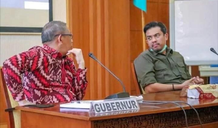 Gubernur Kalbar Ancam Copot SAM PT.Pertamina Kalbar Terkait LPG 3 Kg