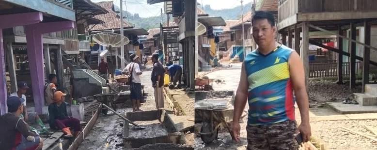 Geliat Desa Koto Tanjung Dalam Pembangunan