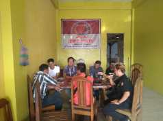 Foto, DPC PWRI Lamteng Bersama IWO Lamteng Bersinergi
