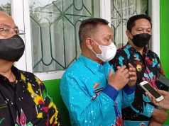 Foto BKPSDM Kota Metro, Welly Adi Wantra Sosialisasi Para Guru SD dan SMP di Metro