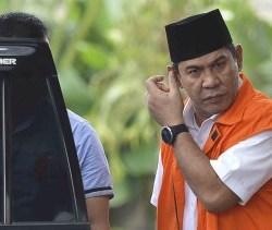 Bupati HST Nonaktif Abdul Latif Divonis 6 Tahun Penjara