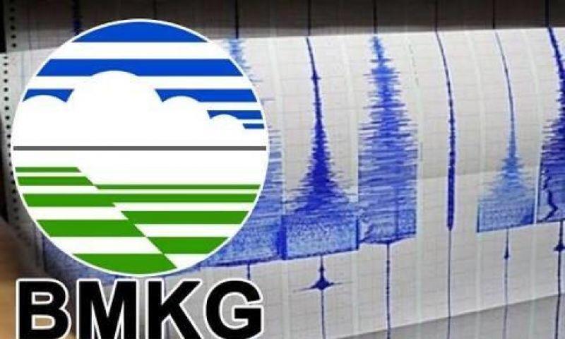Sehari, Indonesia Empat Kali Diserang Gempa Bumi