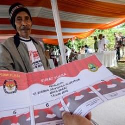 Danai Saksi Pemilu, Masukkan Pasal Baru dalam UU APBN 2019