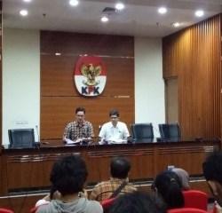 Kronologi OTT Suap DPRD Kalteng dari Bos Anak Perusahaan Sinar Mas