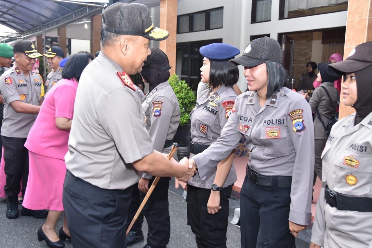 Kapolda Turunkan 21 Personel ke Palu dan Donggala