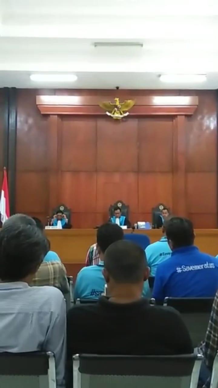 Menteri ESDM dan PT MCM Menang terhadap Gugatan Walhi Kalsel