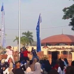 Walikota Banjarmasin Geram, Senam Zumba di Depan Mesjid Sabilal Muhtadin