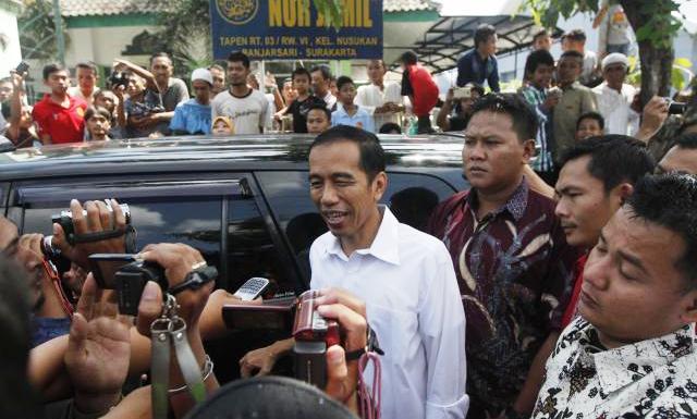 Siapa yang Dimaksud Jokowi Politikus 'Genderuwo'?