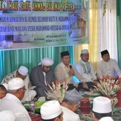 Puluhan Ribu Hadiri Haul ke-183 Datu Balimau Syekh Ahmad Al Banjari