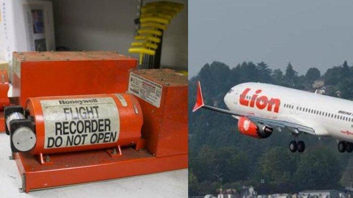 Isi data kotak hitam pesawat Lion Air JT 610 telah berhasil diunduh !