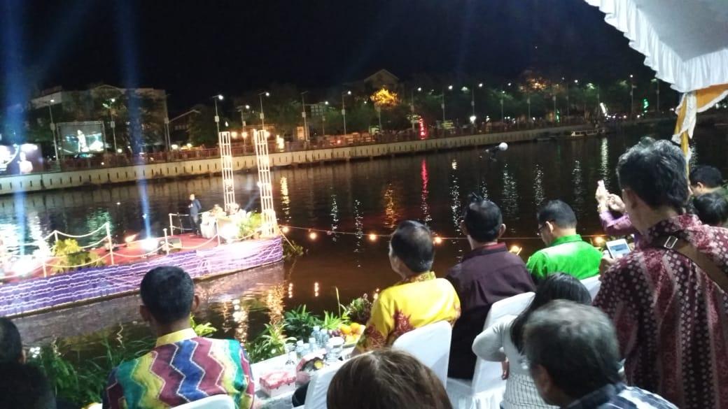 Semarak dan Meriah, Festival Sungai di Penghujung Tahun