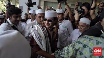 Habib Bahar Diperiksa Ulang Kamis Lusa