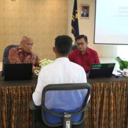 Medsos Peserta Turut Dipantau Penguji SKB CPNS