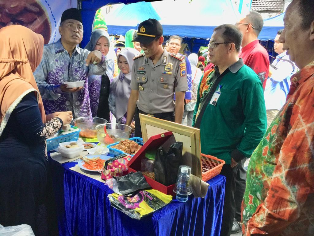 Festival Kuliner Banjar, Sedia Makanan Kaki Lima hingga Hotel Berbintang