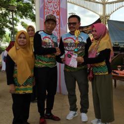 "Lomba ""Ngulak Sambal' Pejabat Warnai Festival Kuliner Banjar"
