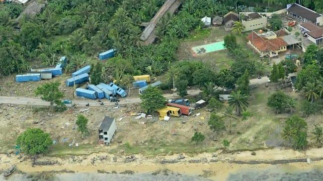 Tidak Ada Warning Tsunami, Penyebab Banyaknya Korban