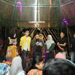 Band Jef Luncurkan Album Gawi Manuntung, Walikota dan Istri Hadir