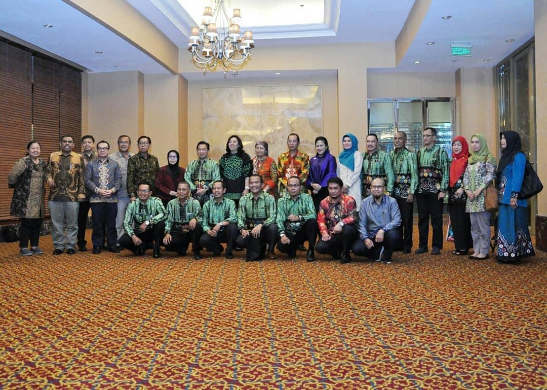 Banjarmasin 'Full Team' dalam Presentasi Menuju Adipura Kencana