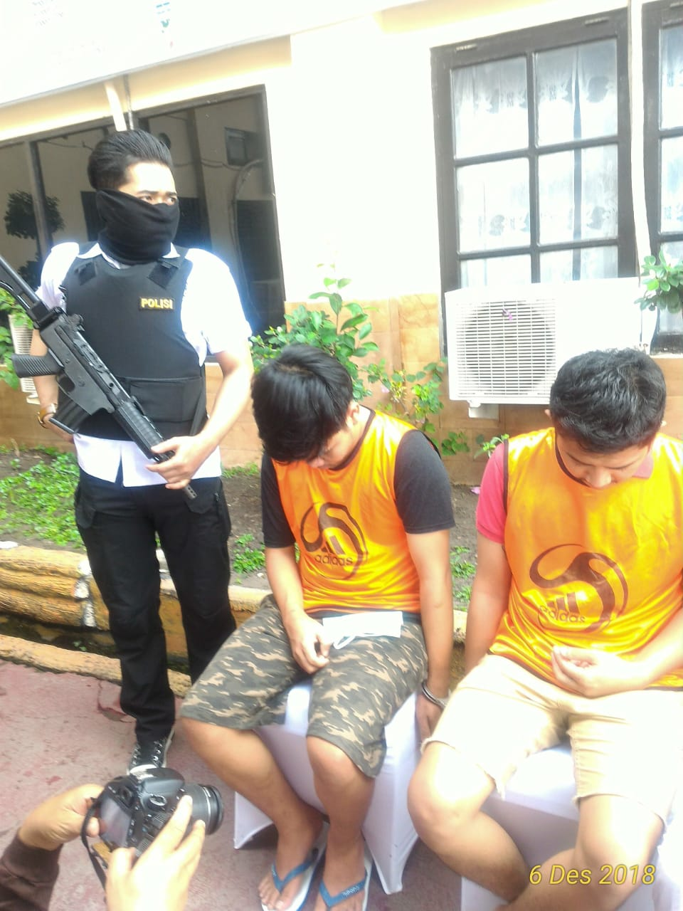 5 Kg Sabu dari Jaringan Malaysia Gagal Beredar di Kalsel