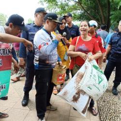 Dua Ormas Gelorakan Kebersihan Sungai